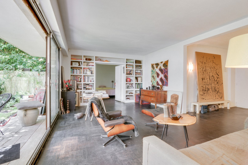 Vente appartement Paris 16ème 1144000€ - Photo 5