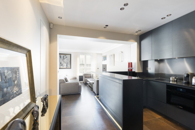 Vente de prestige appartement Paris 8ème 1 890 000€ - Photo 4