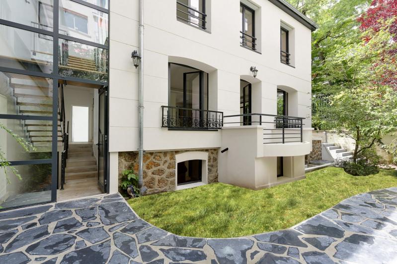 Revenda residencial de prestígio casa Paris 16ème 3000000€ - Fotografia 3