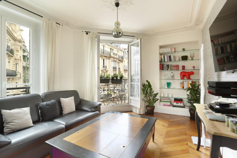 Verkoop van prestige  appartement Paris 9ème 700000€ - Foto 1