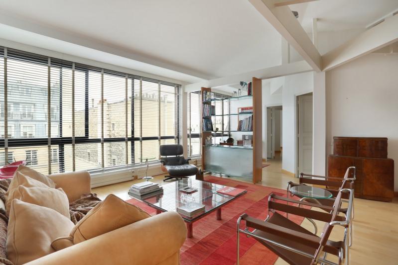 Vente de prestige appartement Paris 8ème 1580000€ - Photo 2