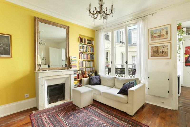 Verkoop van prestige  appartement Paris 4ème 735000€ - Foto 2