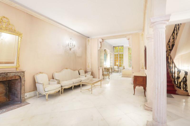 Vente de prestige maison / villa Paris 16ème 8700000€ - Photo 5