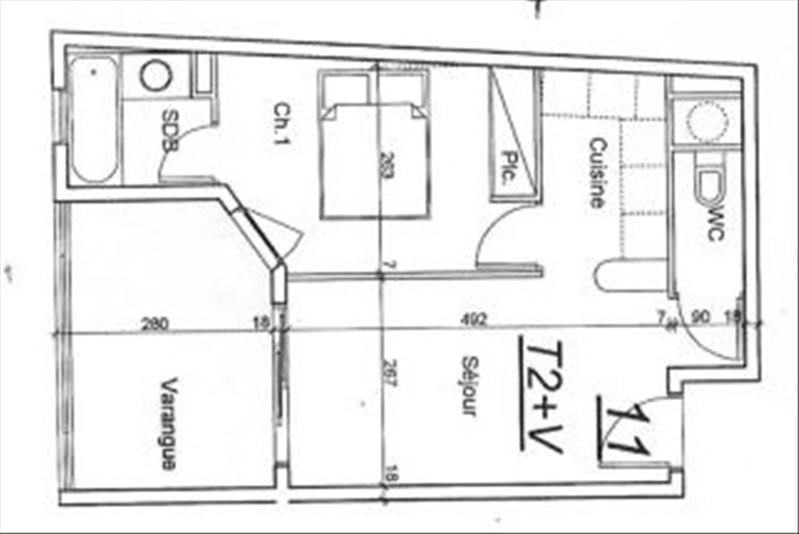 Sale apartment Sainte clotilde 70000€ - Picture 6