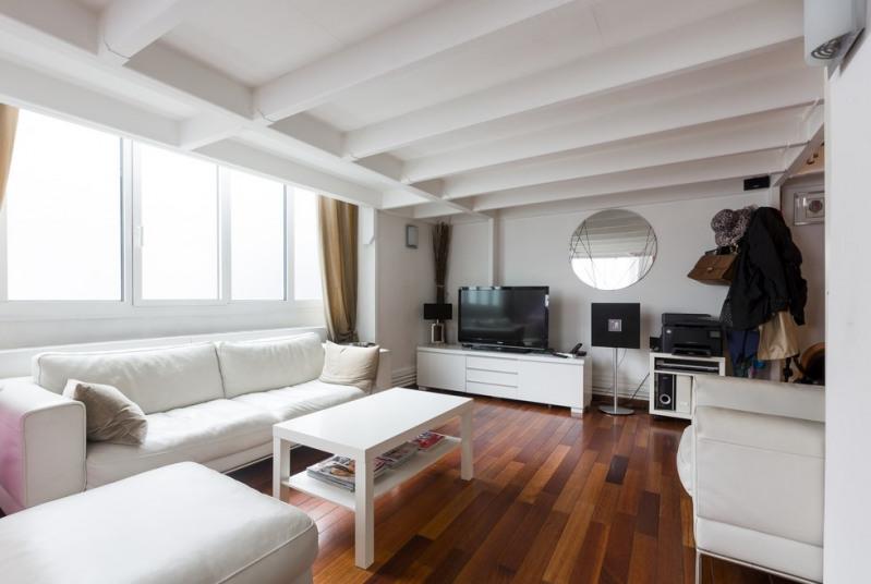 Sale apartment Paris 18ème 699000€ - Picture 2