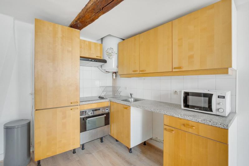 Vente de prestige appartement Paris 4ème 525000€ - Photo 5