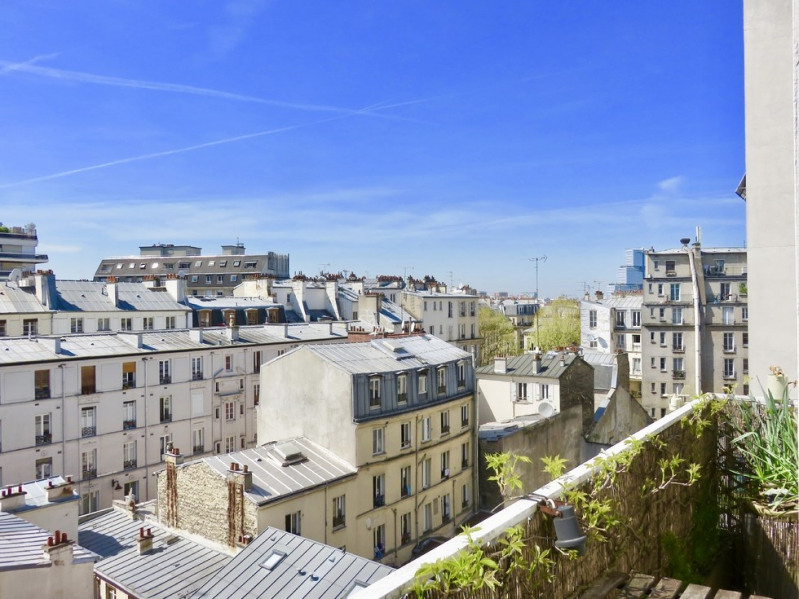Vente de prestige appartement Paris 18ème 1732000€ - Photo 10