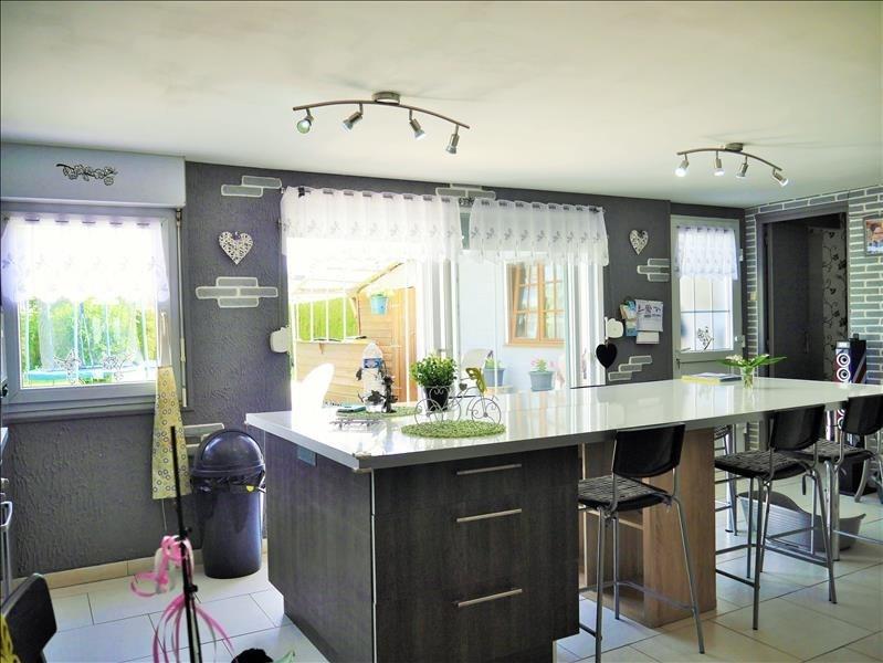 Sale house / villa Cauchy a la tour 137000€ - Picture 5