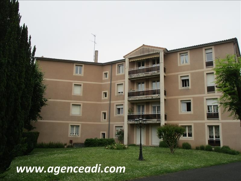 Vente appartement St maixent l ecole 120 750€ - Photo 1