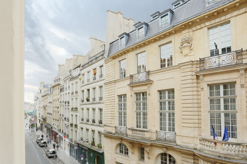 Vente de prestige appartement Paris 4ème 515 000€ - Photo 8