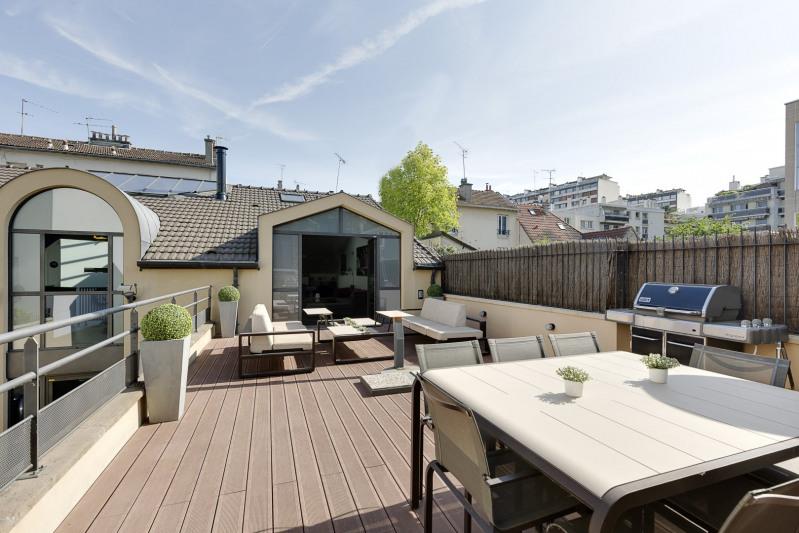 Revenda residencial de prestígio casa Boulogne-billancourt 4490000€ - Fotografia 1