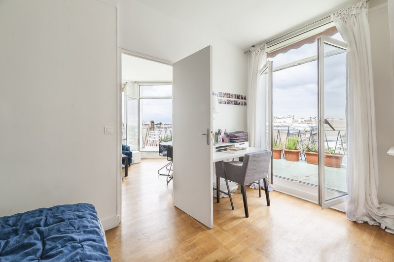 Viager appartement Paris 16ème 780 000€ - Photo 7