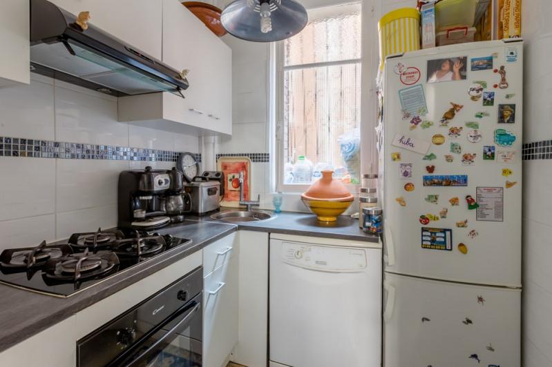 Vente appartement Paris 18ème 470000€ - Photo 4