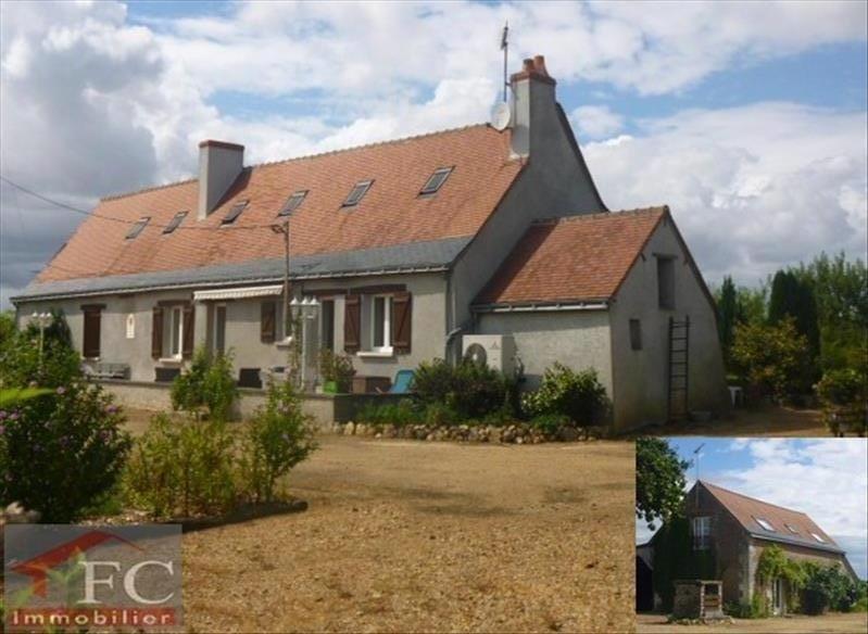Vente maison / villa St laurent en gatines 339990€ - Photo 1