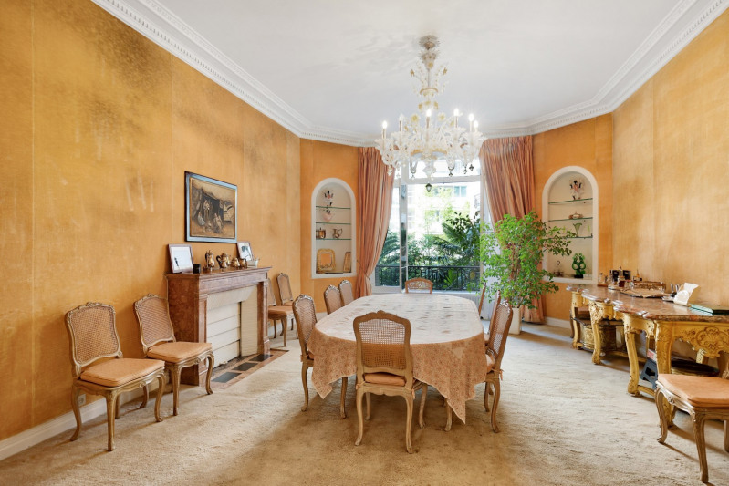 Revenda residencial de prestígio apartamento Paris 16ème 3990000€ - Fotografia 6
