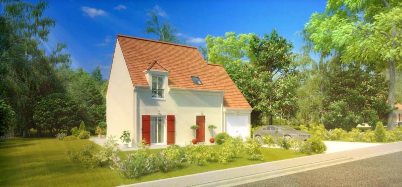 Maison  5 pièces + Terrain 400 m² Villeneuve-le-Comte par HABITAT PARCOEUR