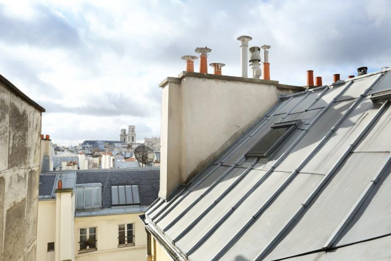 Verhuren  appartement Paris 6ème 1000€ CC - Foto 12