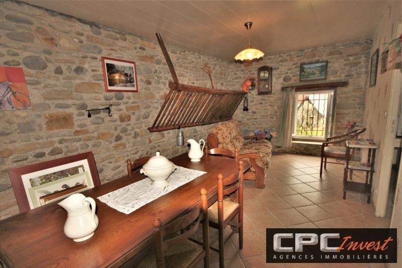Sale house / villa Saucede 240000€ - Picture 1