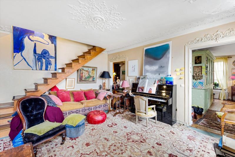 Immobile residenziali di prestigio appartamento Paris 7ème 1810000€ - Fotografia 9