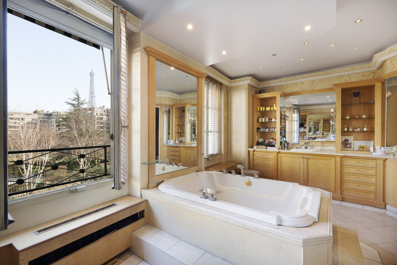 Revenda residencial de prestígio palacete Paris 16ème 11500000€ - Fotografia 12