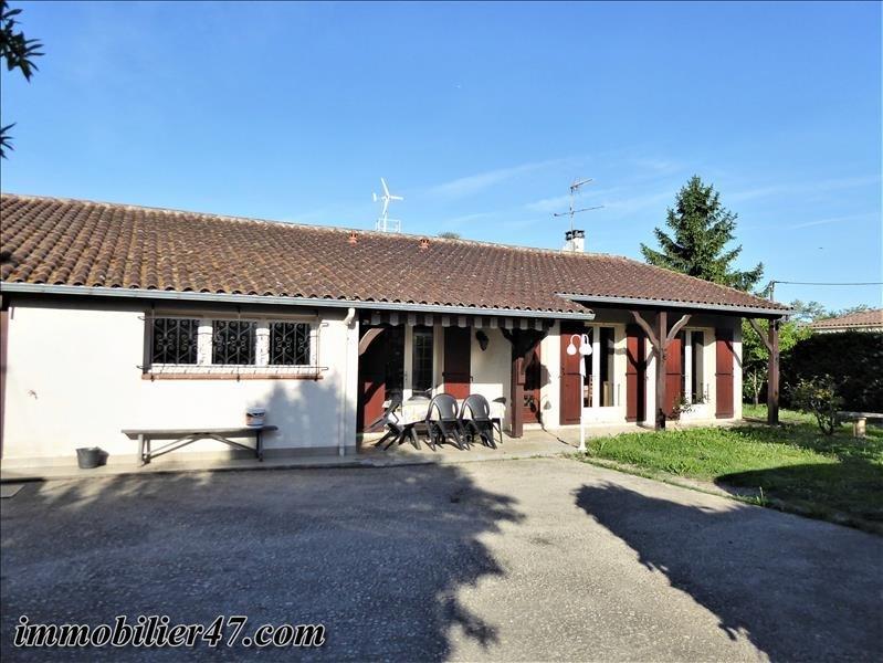 Vente maison / villa Ste livrade sur lot 124000€ - Photo 5