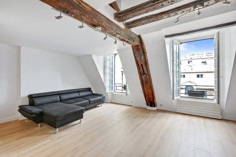 Vente de prestige appartement Paris 4ème 525000€ - Photo 6