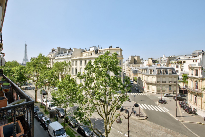 Deluxe sale apartment Paris 16ème 5600000€ - Picture 1