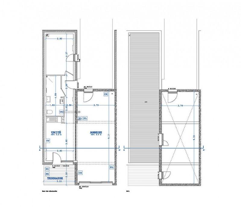 Investment property house / villa Vaux sur mer 214000€ - Picture 4