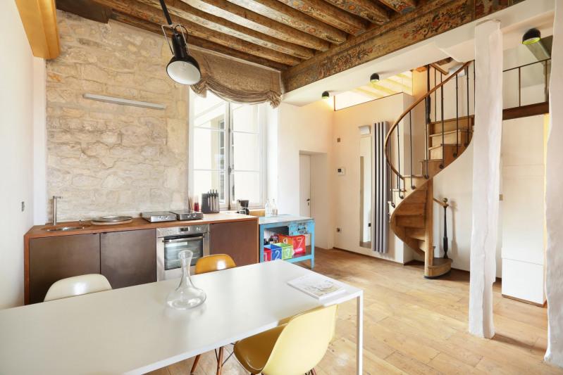 Verkoop van prestige  appartement Paris 4ème 1840000€ - Foto 6
