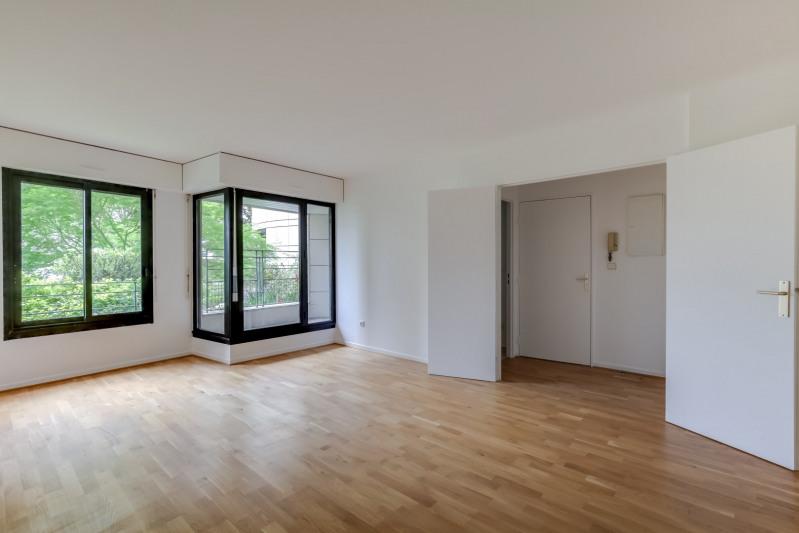 Rental apartment Paris 15ème 1700€ CC - Picture 1