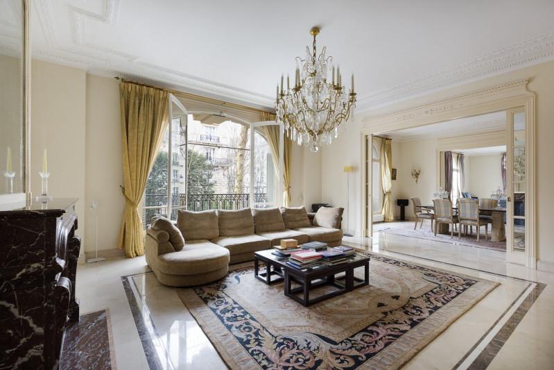 Vente de prestige appartement Paris 7ème 5700000€ - Photo 2