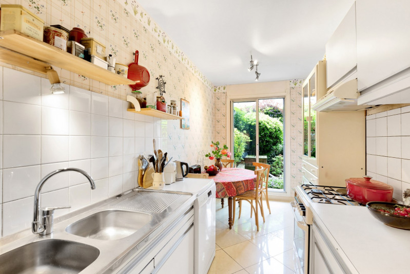 Vente de prestige appartement Versailles 685000€ - Photo 4