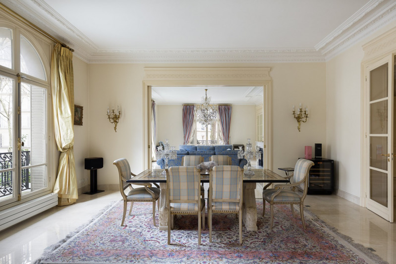 Vente de prestige appartement Paris 7ème 5700000€ - Photo 9