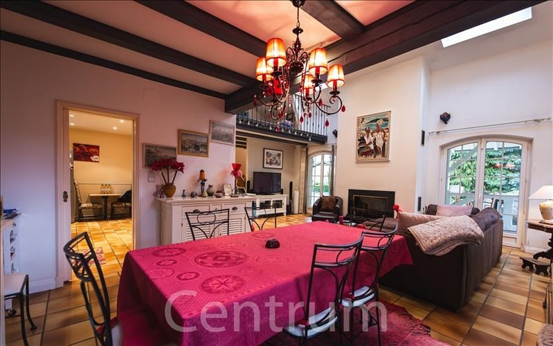 Deluxe sale house / villa Marly 585 000€ - Picture 2