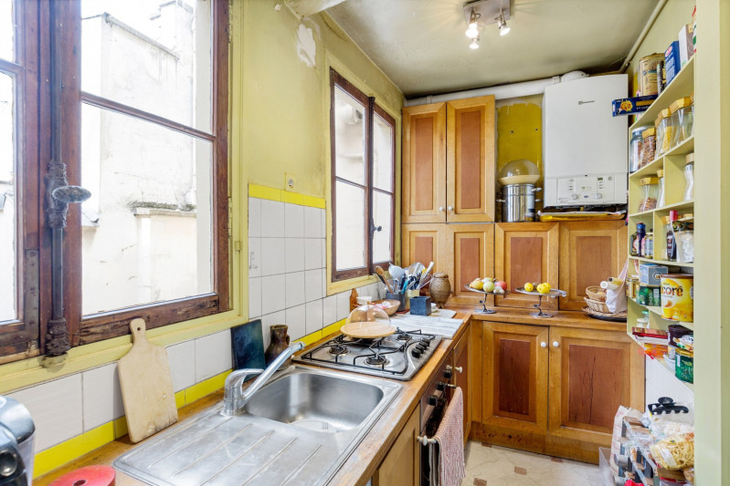 Venta de prestigio  apartamento Paris 7ème 2771000€ - Fotografía 5