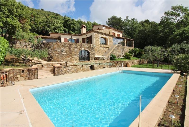 Vente de prestige maison / villa Le tignet 892000€ - Photo 2