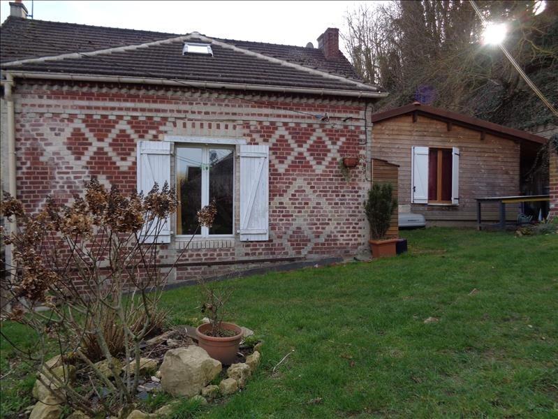 Vente maison / villa Cires les mello 175000€ - Photo 1