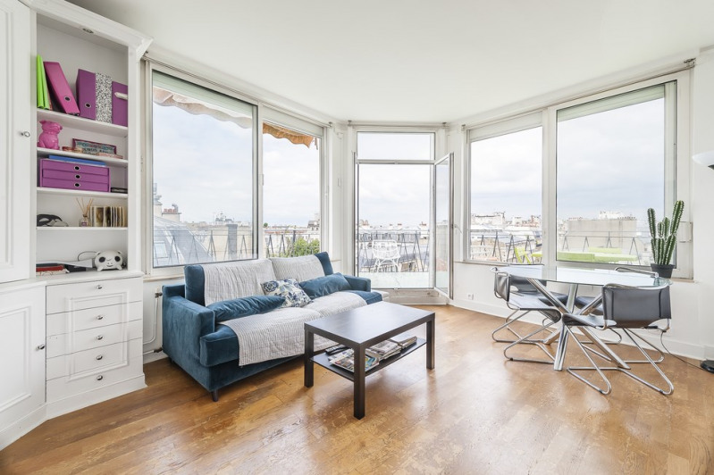 Viager appartement Paris 16ème 780 000€ - Photo 3