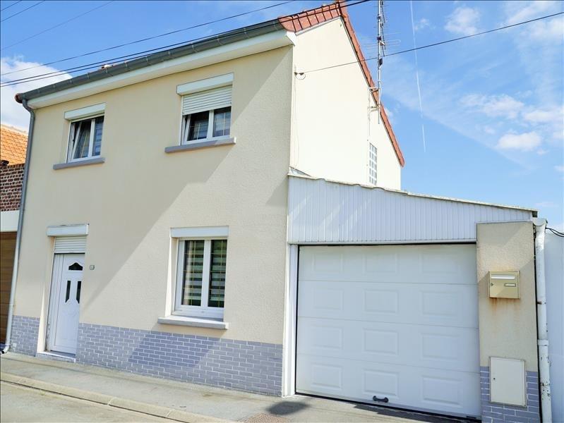 Sale house / villa Cauchy a la tour 137000€ - Picture 1