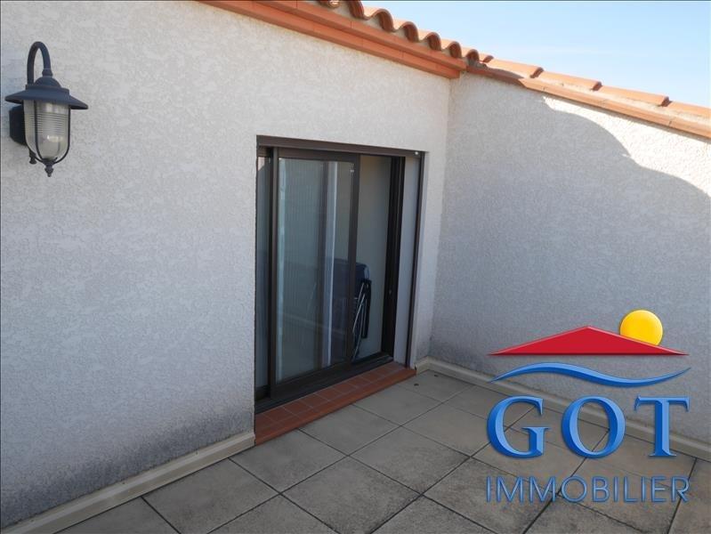 Verkoop  appartement St laurent de la salanque 149000€ - Foto 8