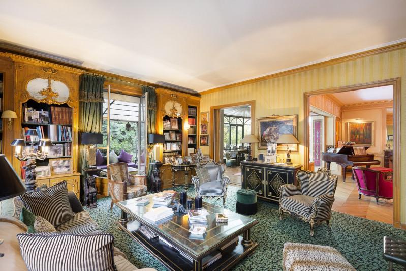 Revenda residencial de prestígio palacete Paris 16ème 11500000€ - Fotografia 4