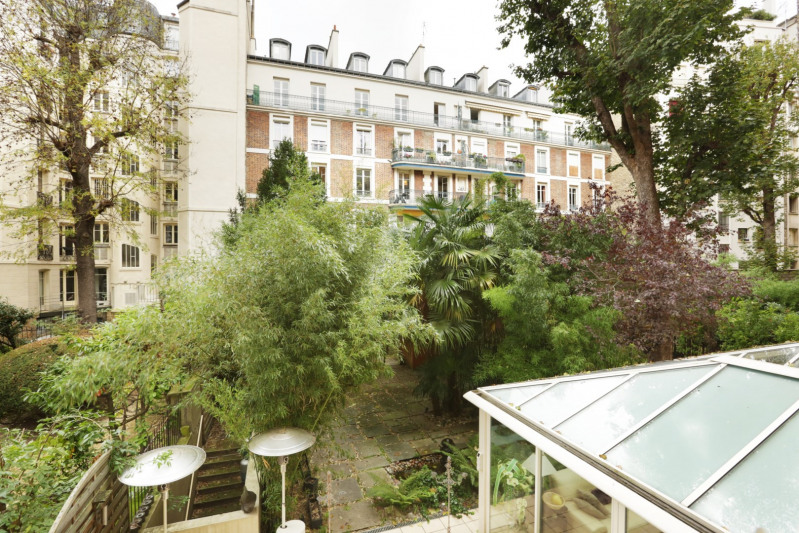 Revenda residencial de prestígio apartamento Paris 16ème 1180000€ - Fotografia 9