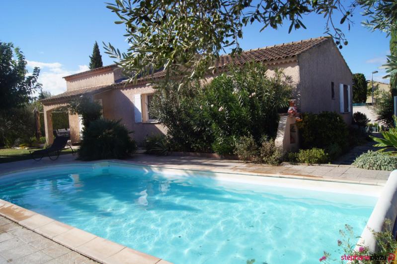 Sale house / villa Althen des paluds 355000€ - Picture 1