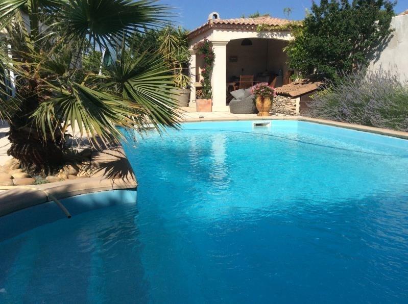 Vente maison / villa Milhaud 346500€ - Photo 2
