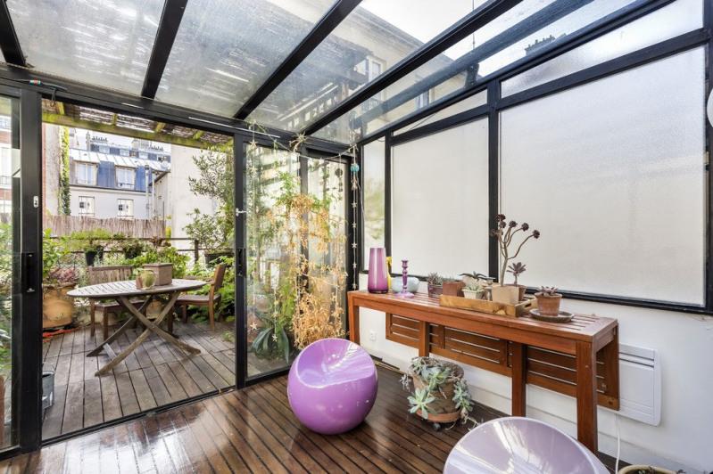 Deluxe sale apartment Paris 18ème 1750000€ - Picture 6