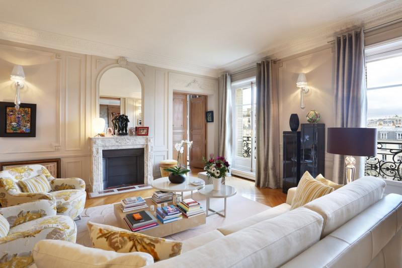 Revenda residencial de prestígio apartamento Paris 7ème 4200000€ - Fotografia 2