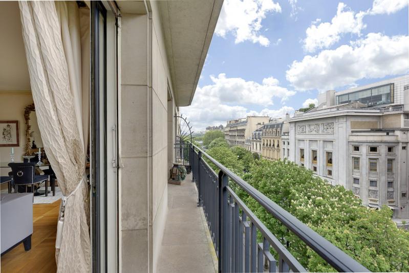 Verkauf von luxusobjekt wohnung Paris 8ème 2500000€ - Fotografie 5