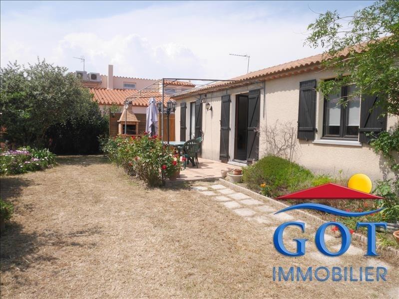 Revenda casa Torreilles 220000€ - Fotografia 1