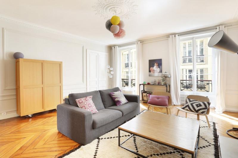 Vente de prestige appartement Paris 9ème 1545000€ - Photo 3
