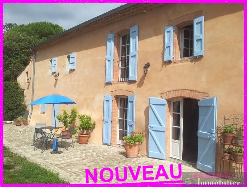 Vente de prestige maison / villa Verfeil  20 minutes 820000€ - Photo 1